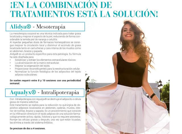 """Aqualyx® y Alidya® en la Revista """"Vida Estética"""""""