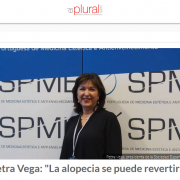 Tratamiento de alopecia por la Doctora Petra Vega