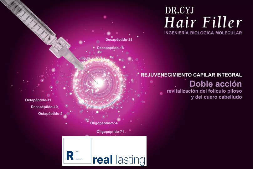 Presentación del nuevo producto Hair Filler Dr. CyJ