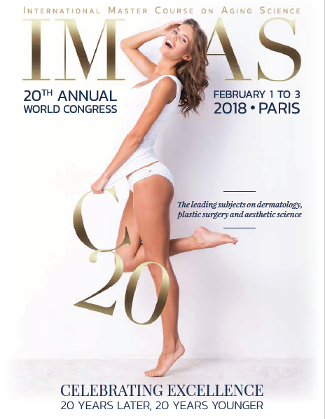 IMCAS World Congress 2018 en Paris
