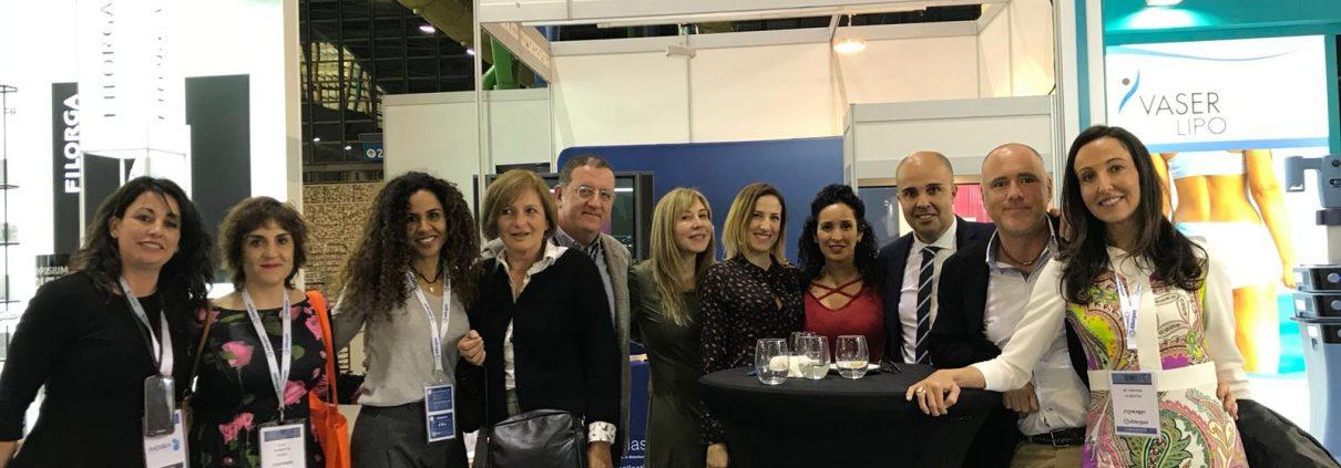 Exito total del 33 Congreso de la Sociedad Española de Medicina Estética