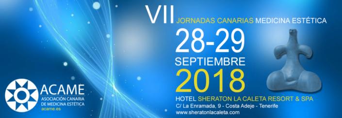 Finalizadas las VII Jornadas Canarias de Medicina Estética