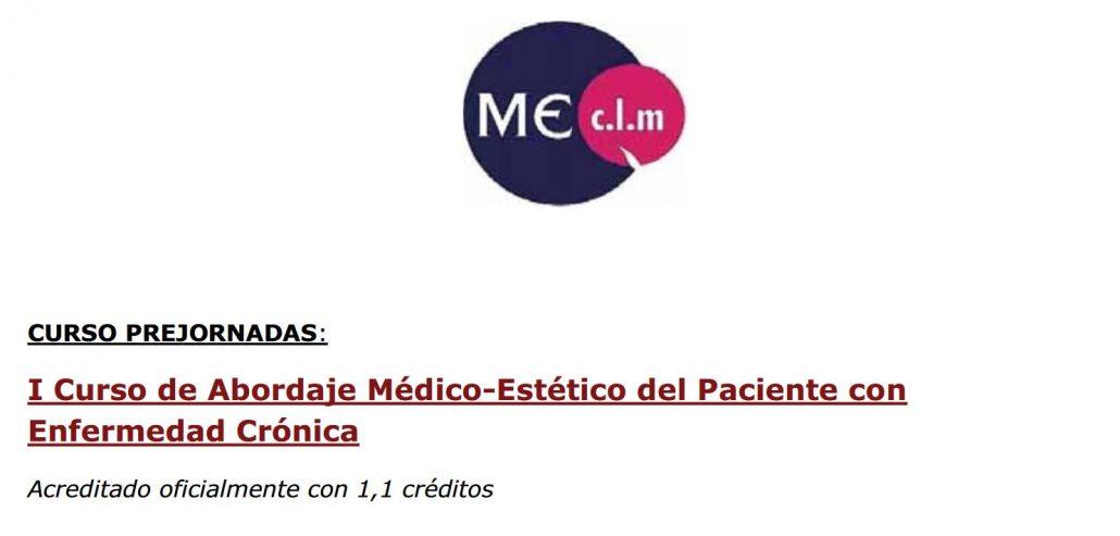 XI Jornadas de Medicina estética de Castilla La Mancha