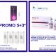 Promoción 5+3 y 2+3 con motivo de las XI Jornadas de Medicina Estética de la Ameclm - Asociación de Medicina Estética de Castilla-La Mancha.